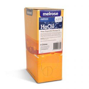 MELROSE H2Oil Water Dispersible Massage Oil 2L