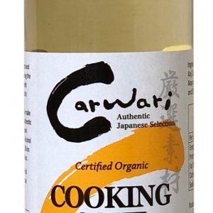 CARWARI Organic Cooking Sake 250ml