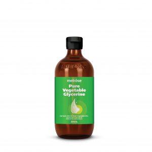 MELROSE Pure Vegetable Glycerine 200ml