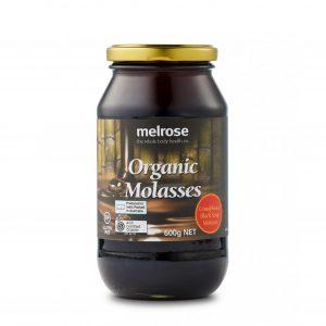 MELROSE Organic Molasses 600g