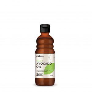MELROSE Organic Avocado Oil 250ml