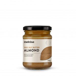 MELROSE 100% Nut Butter Almond 250g