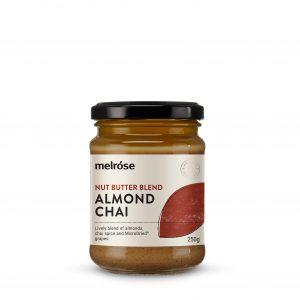 MELROSE Nut Butter Blend Almond Chai 250g