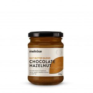 MELROSE Nut Butter Blend Chocolate Hazelnut 250g