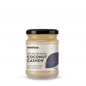 MELROSE Nut Butter Blend Coconut Cashew 250g
