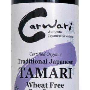 CARWARI Organic Traditional Japanese Tamari 250ml
