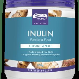 WONDER FOODS Organic Inulin 250g