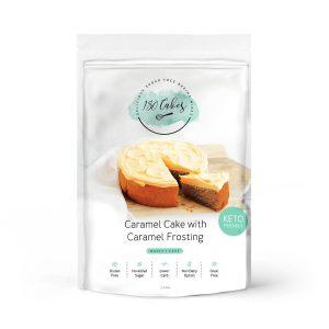 180 CAKES Cake Mix Caramel with Caramel Frosting 330g