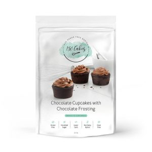 180 CAKES Cupcakes Mix Chocolate with Chocolate Frosting 330g