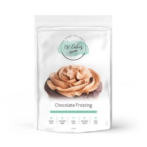 180 CAKES Frosting Mix Chocolate 320g Organic Goodness