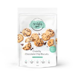 180 CAKES Biscuit Mix Crunchy Chocolate Chip 300g