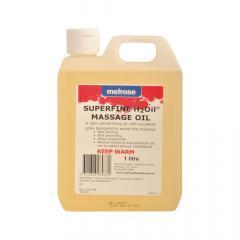 MELROSE H2Oil Superfine Massage Oil 1L