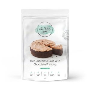 180 CAKES Cake Mix Rich Chocolate with Chocolate Frosting 330g