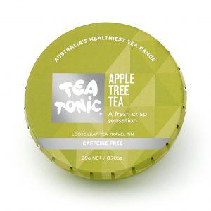 TEA TONIC Apple-Tree Tea Travel Tin 20g