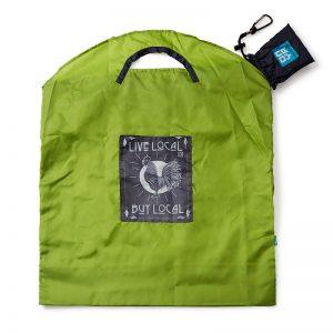 ONYA Reusable Shopping Bag Apple Live Local (Large)