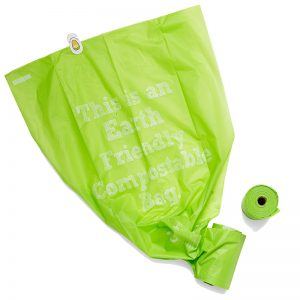 ONYA Certified Compostable Dog Waste Bags Refill Bags 15 x 2 Pack (30 total)