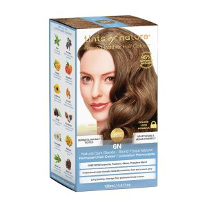TINTS OF NATURE Permanent Hair Colour Natural Dark Blonde 6N