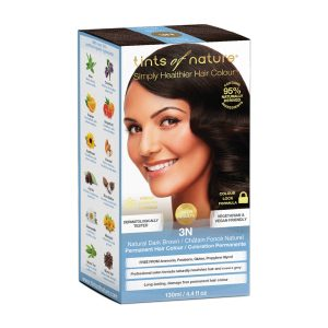TINTS OF NATURE Permanent Hair Colour Natural Dark Brown 3N